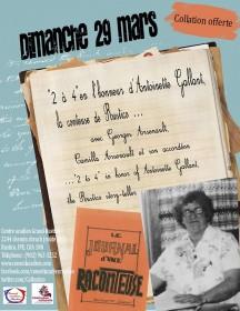 Antoinette Gallant