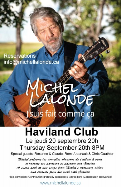 Haviland Club - Michel Lalonde - Affiche - Poster-page-001